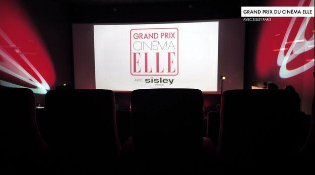 Grand Prix Cinéma ELLE 2018