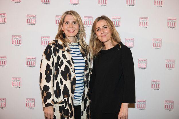 Katell Pouliquen et Fabienne Silvestre Bertoncini (Le Lab)