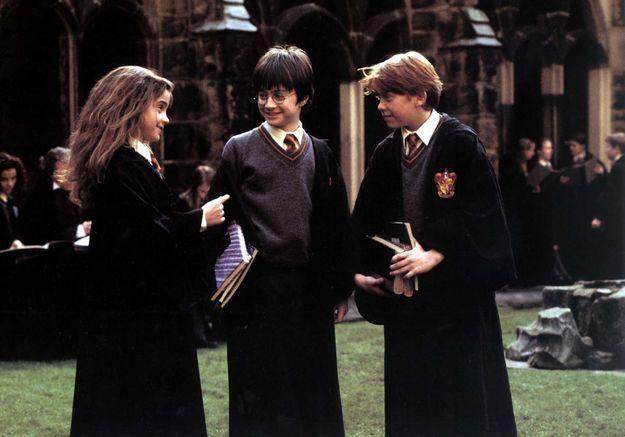 Harry Potter à l'école des sorciers : 19 ans après, le film culte bat encore des records