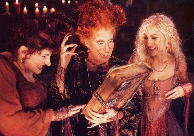 Hocus Pocus : les sorcières de Salem seront de retour sur Disney+ !