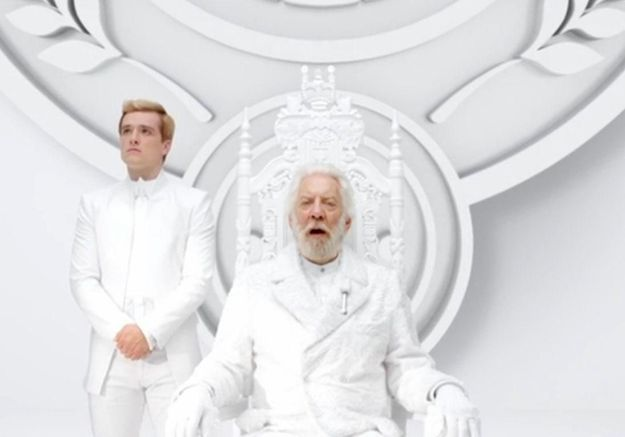 Hunger Games 3 : la vidéo teaser du président Snow et Peeta Mellark