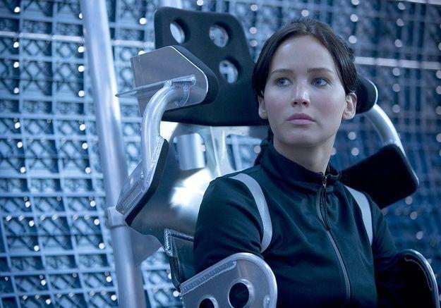 «Hunger Games»: qui embrasse le personnage de Jennifer Lawrence?