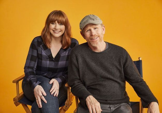 Interview - Bryce Dallas Howard : « Dads », son hommage aux pères du monde entier