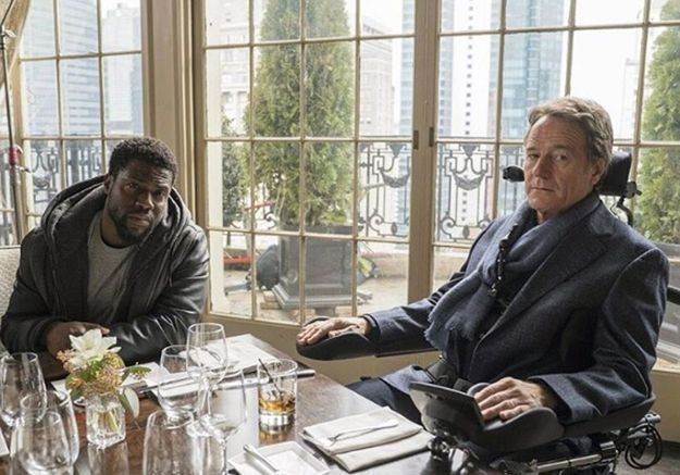 « Intouchables » : la photo qui va rendre fous les fans du film
