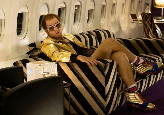 « J'étais en sanglots » : comment « Rocketman » a ému Elton John