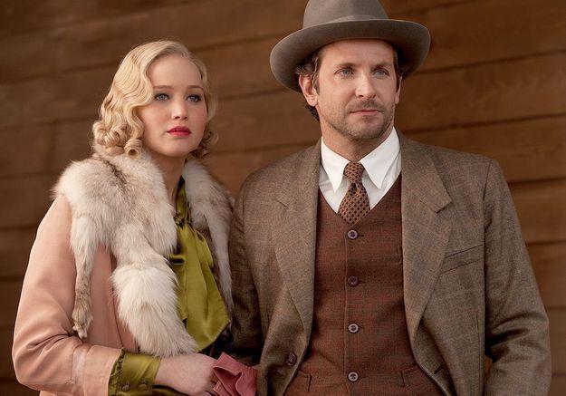 Jennifer Lawrence et Bradley Cooper à nouveau réunis sur grand écran