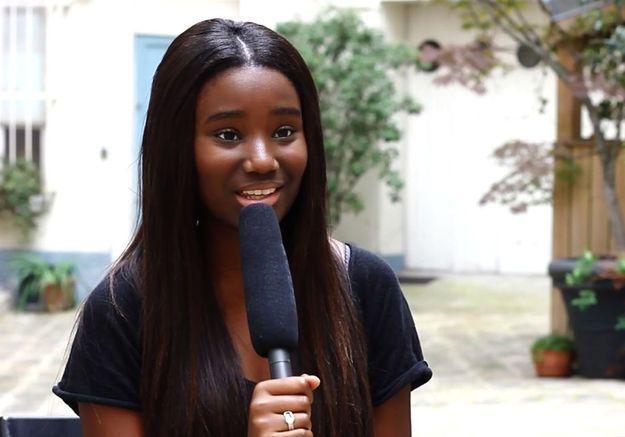 Karidja Touré dans « Bande de filles » : elle a tout d'une grande !