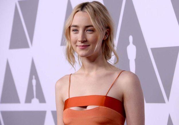 L'actrice à suivre : Saoirse Ronan !
