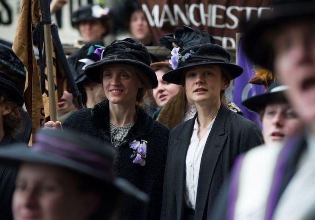 La bande-annonce des « Suffragettes » avec Carey Mulligan et Meryl Streep