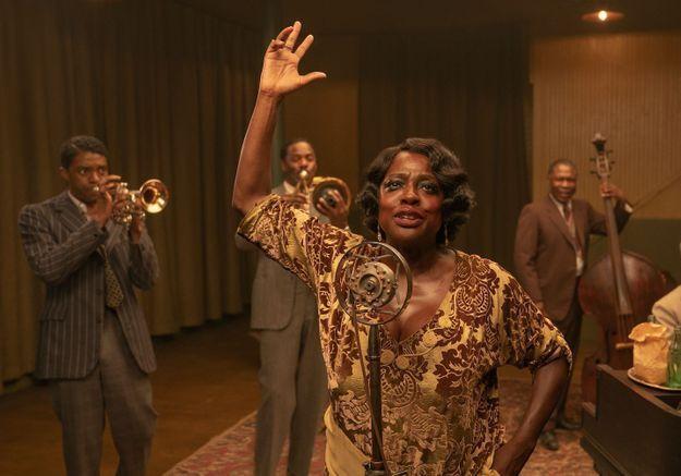 Le Blues de Ma Rainey : Netflix dévoile la bande-annonce du dernier film de Chadwick Boseman