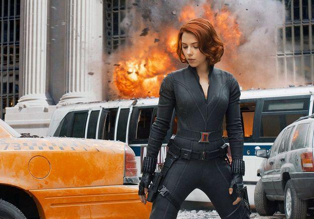 La grossesse de Scarlett Johansson perturbe le tournage d'« Avengers 2 »