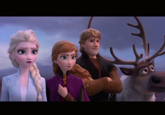 « La Reine des neiges 2 » : les premières images sont à couper le souffle !