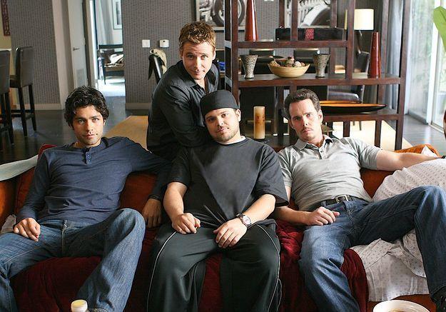 La série Entourage fait son retour au cinéma