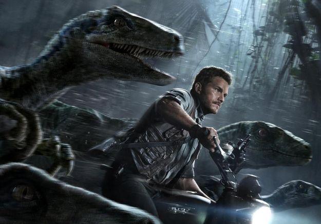 La suite de « Jurassic World » prévue pour 2018