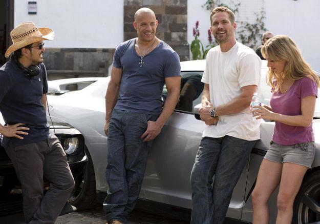 Le tournage de Fast & Furious reprend sans Paul Walker