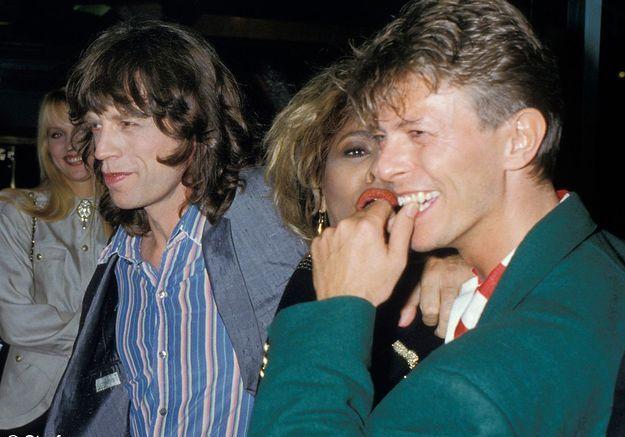 David Bowie et Mick Jagger ont eu une relation purement sexuelle