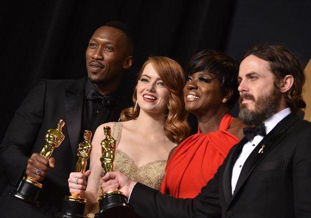 Les Oscars souhaitent (enfin) plus de diversité parmi les nommés