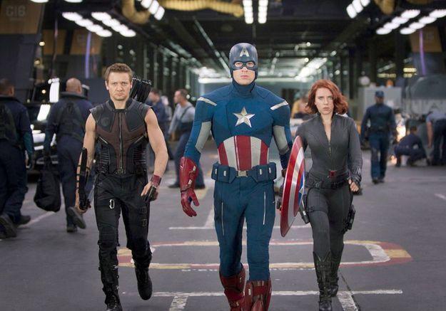 Marvel dévoile ses nouveaux super-héros