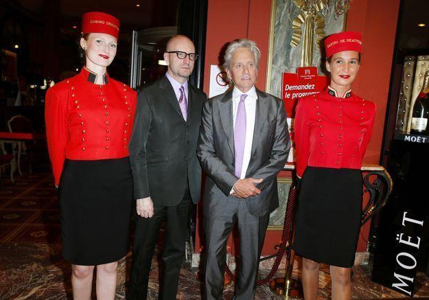 """Michael Douglas, superstar du festival de Deauville pour """"Ma vie avec Liberace"""""""