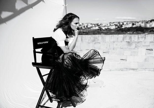 Natalie Portman, la force et la grâce