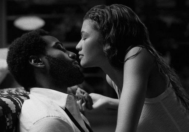 Netflix : Zendaya envoûtante dans les premières images du film « Malcolm & Marie »