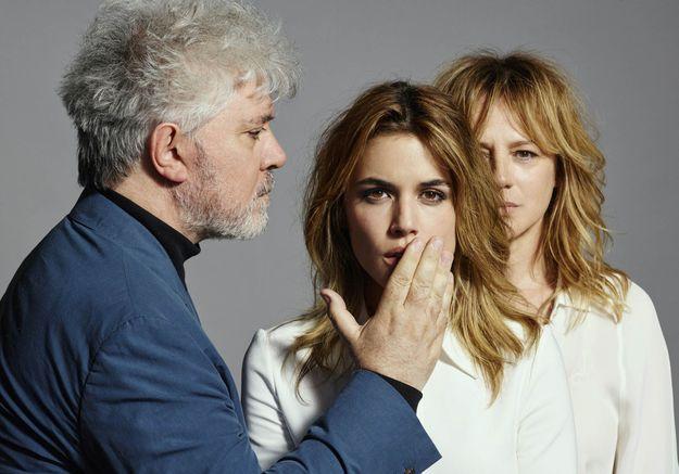 Pedro Almodóvar présente « Julieta » à Cannes : rencontre