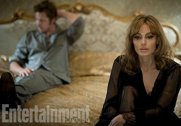 Premières images d'Angelina Jolie et de Brad Pitt dans By The Sea