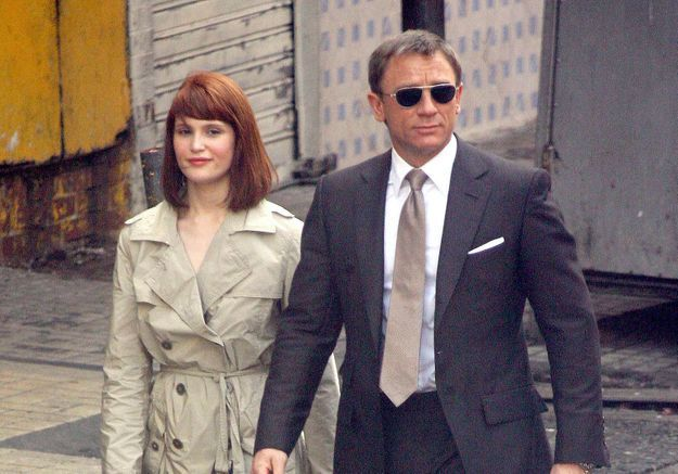 Quantum of Solace : Gemma Arterton explique pourquoi elle ne veut plus jouer dans la saga James Bond