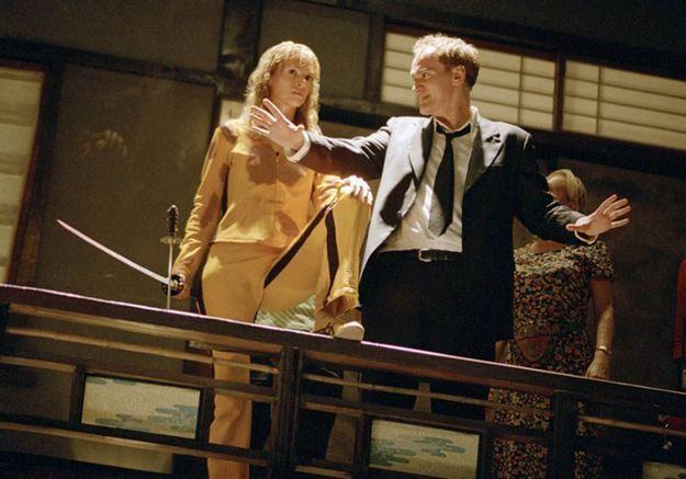 Quentin Tarantino évoque Uma Thurman et un « Kill Bill 3 »