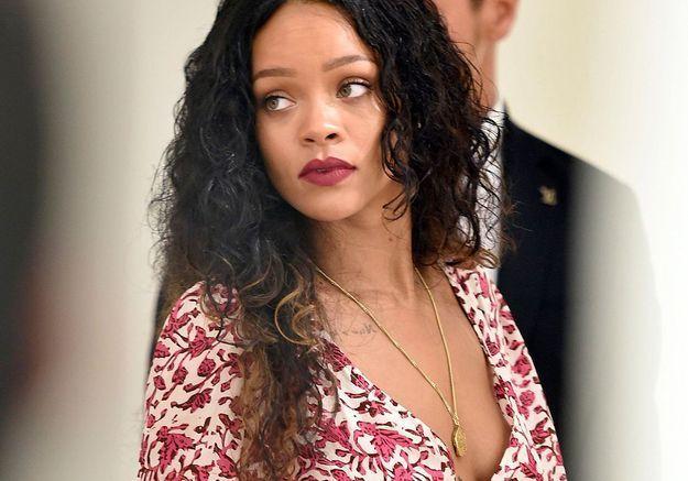 Rihanna en négociation pour jouer dans James Bond