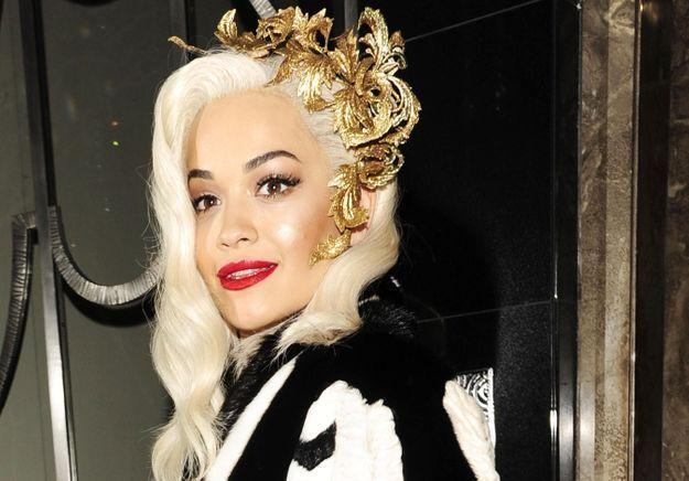 Rita Ora rejoint le casting de « Fifty Shades of Grey »