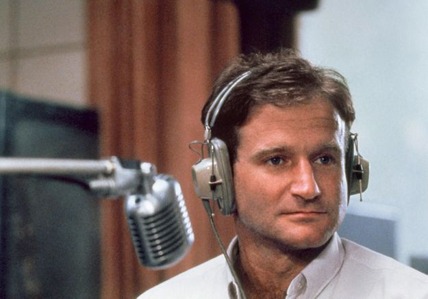 Robin Williams : Disney dévoile des images inédites de l'enregistrement d'Aladdin