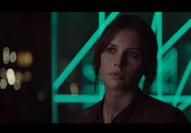« Rogue One : A Star Wars Story » se dévoile dans une bande-annonce