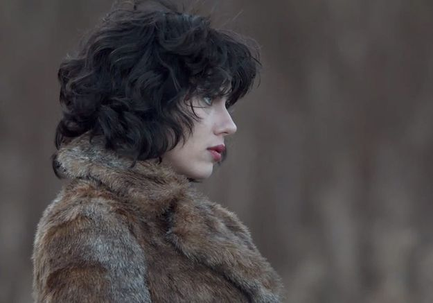 Scarlett Johansson, femme fatale dans « Under the Skin »