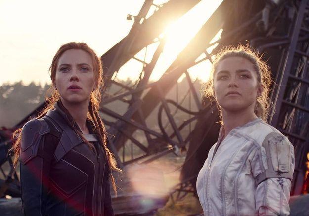 Scarlett Johansson sur les traces de la Veuve noire dans « Black Widow »