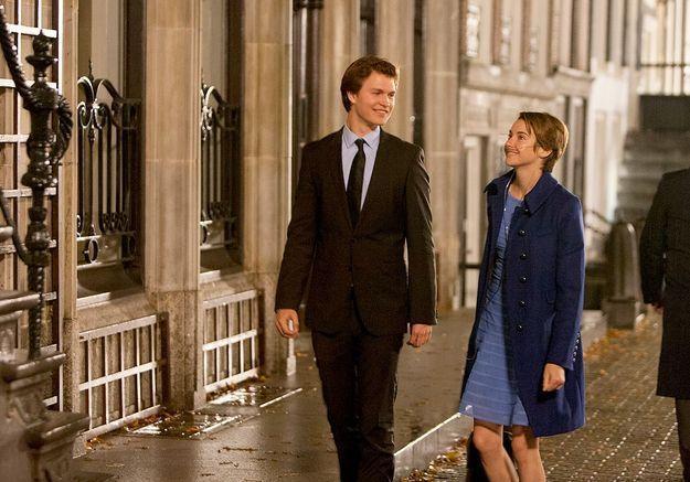 Shailene Woodley supplante Tom Cruise au box-office avec « Nos étoiles contraires »