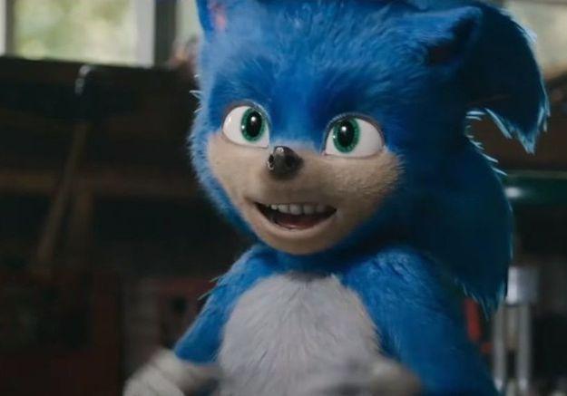 """""""Sonic, le film"""" les internautes restent perplexes après la sortie de la bande-annonce"""