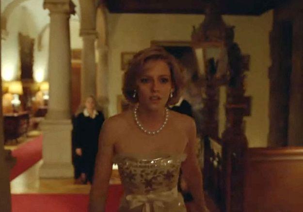 Spencer : de nouvelles images saisissantes pour le biopic sur Diana avec Kristen Stewart