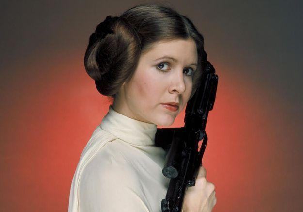 Star Wars : Carrie Fisher est décédée