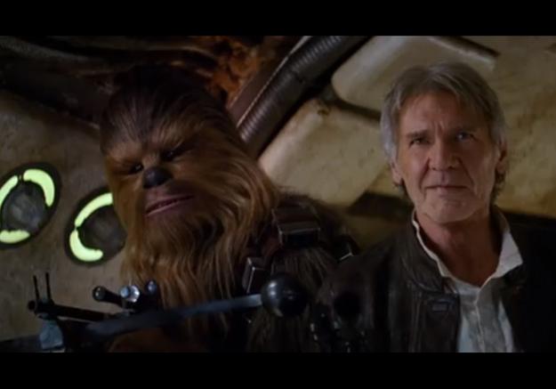 Star Wars : une nouvelle bande-annonce avec R2D2 et Chewbacca
