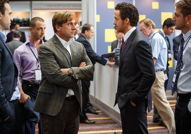 « The Big Short » : la bande-annonce du film qui réunit Brad Pitt et Ryan Gosling