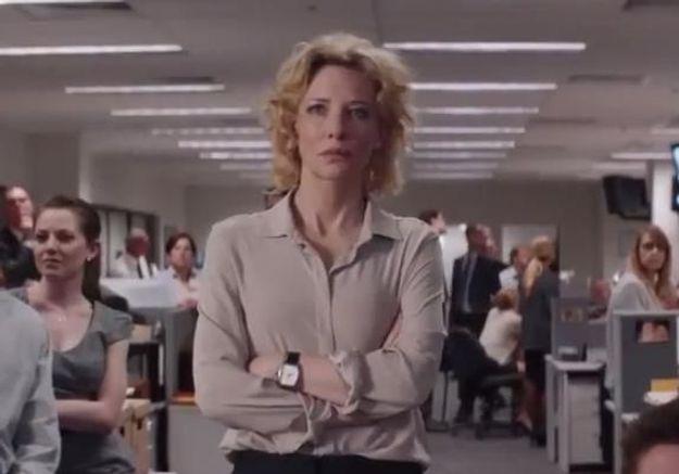 « Truth : le prix de la vérité » : découvrez Cate Blanchett en productrice dans la tourmente
