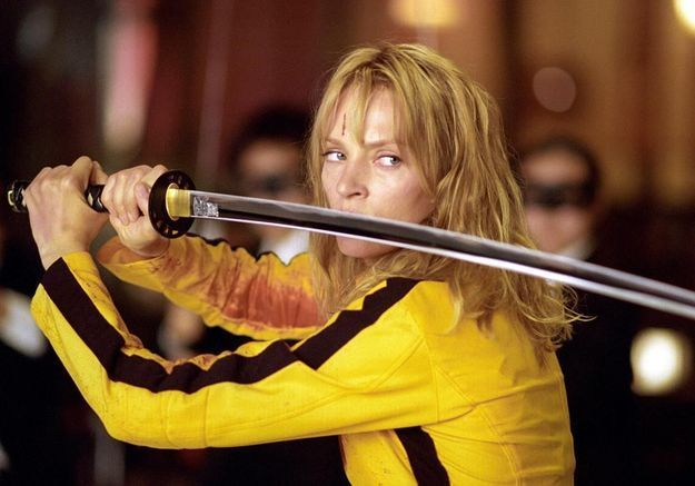 Uma Thurman veut faire un « Kill Bill 3 » avec Quentin Tarantino