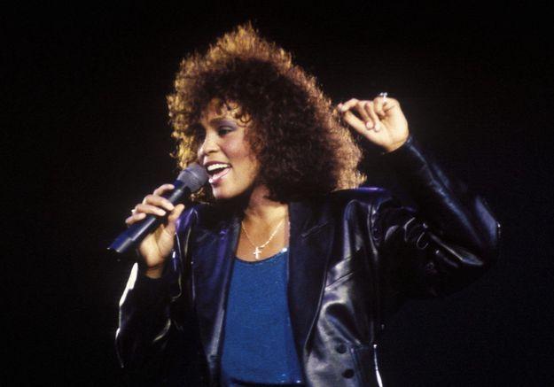 Whitney Houston : découvrez l'actrice qui incarnera la chanteuse dans le biopic