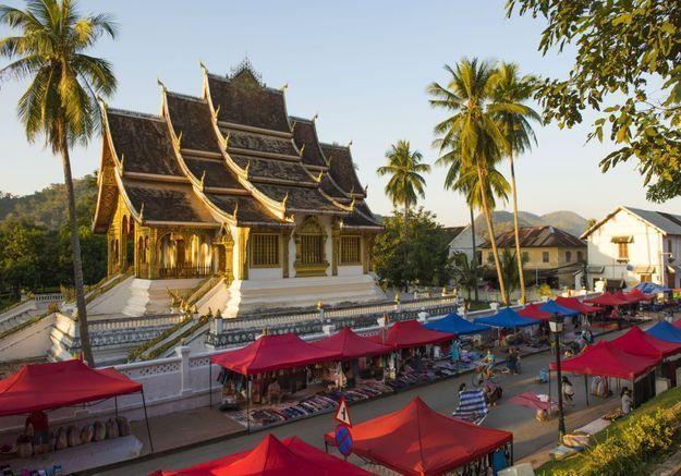 48h à Luang Prabang, l'extraordinaire cité laotienne