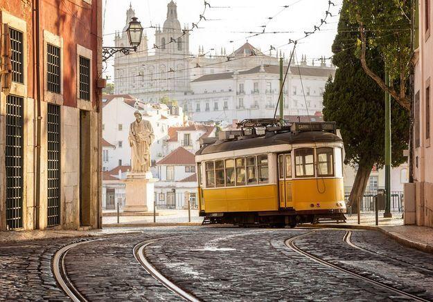 4. Lisbonne, au Portugal