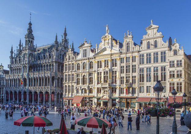 5. Bruxelles, en Belgique