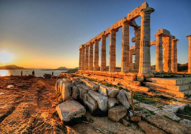 6. Athènes, en Grèce