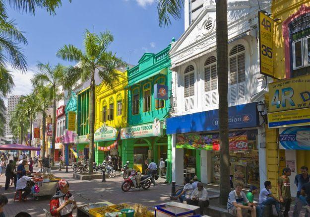 7. Kuala Lumpur, en Malaisie