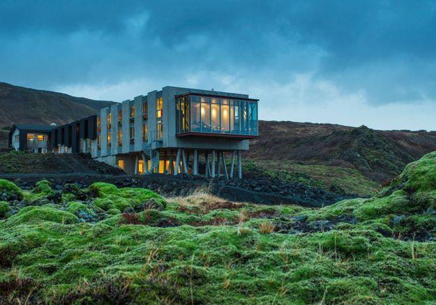 Ion Luxury Adventure Hotel en Islande
